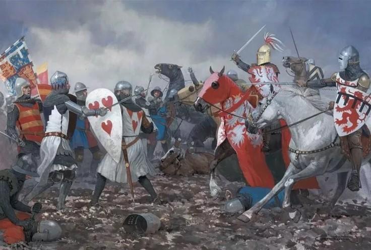 рыцари англии