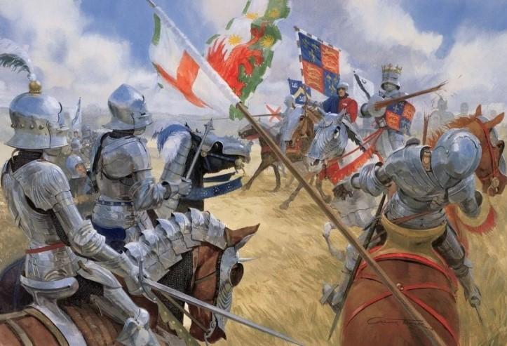 сражения короля англии