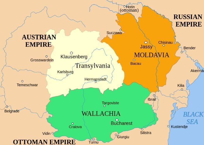 Княжество Валахия