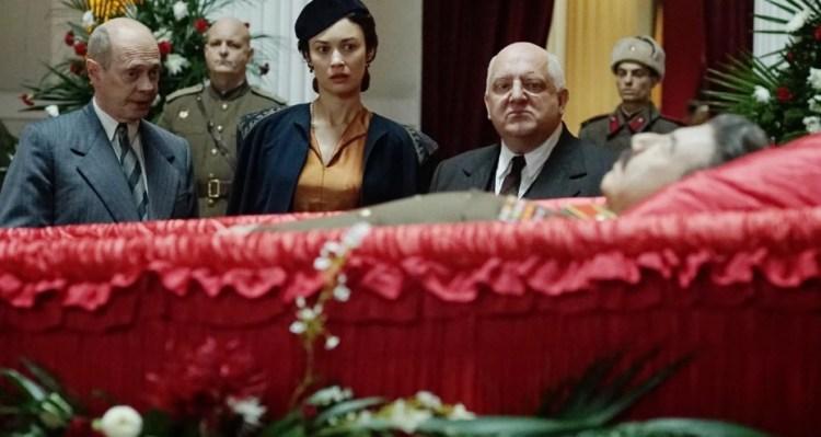«Смерть Ста́лина» (англ. The Death of Stalin)