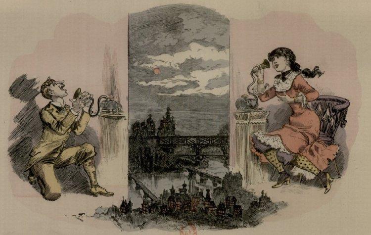 скайп 19 века