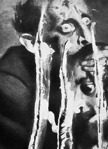 В январе 1913 года картина Репина пострадала от ножа старообрядца Абрама Балашова (Балашов не искал славы Герострата, он был заворожён сценой убийства и стал воспринимать её как реальное событие).