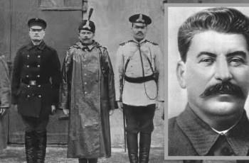 Осведомитель охранки царской России Иосиф Сталин