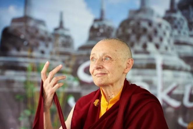 Джецунма Тензин Палмо монахиня
