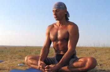 Буддизм Отшельник из Киева Просидел 9 лет в Ретрите