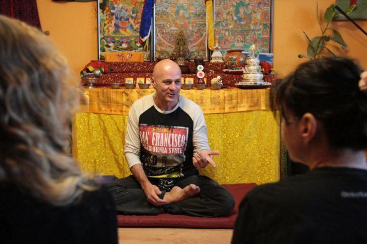 буддизм отшельник