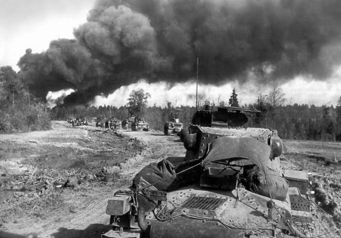 советские танки