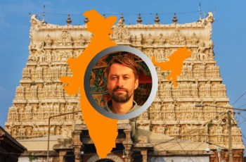 Загадочный Храм Вишну в Южной Индии. Уникальные Сокровища