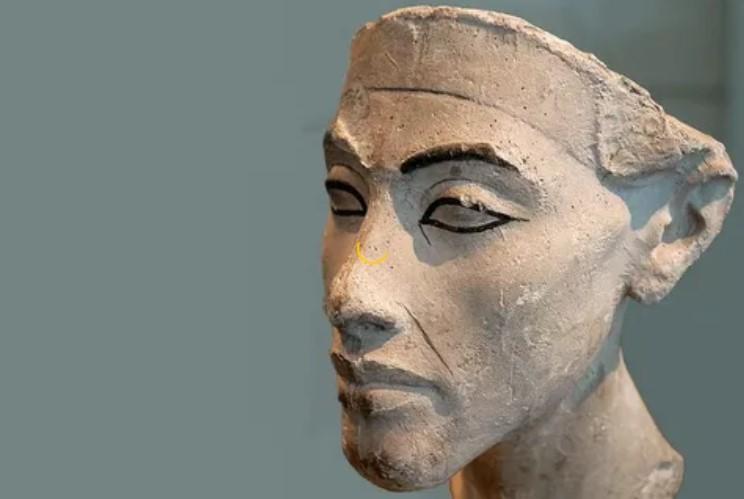 древний египет фараон Эхнатон
