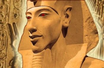 Аменхотеп IV Фараон Монотеист Древнего Египта
