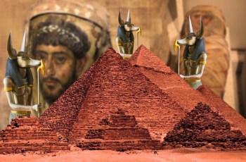 ФАЮМСКИЕ ПОРТРЕТЫ ДРЕВНЕГО ЕГИПТА