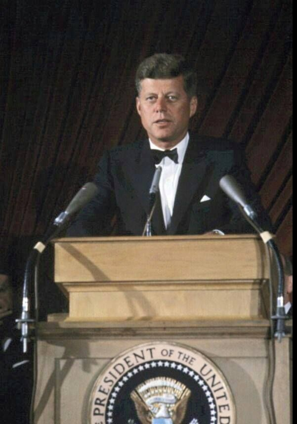 Кеннеди президент США