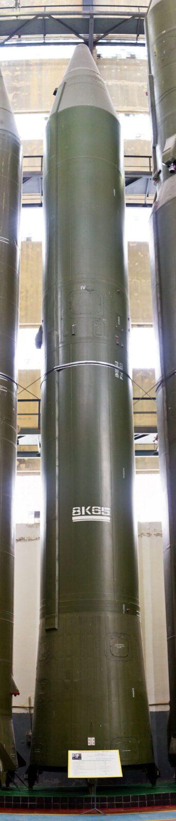 Ракеты Р-14