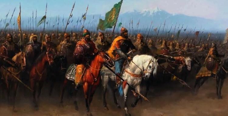 Разгром Золотой Орды