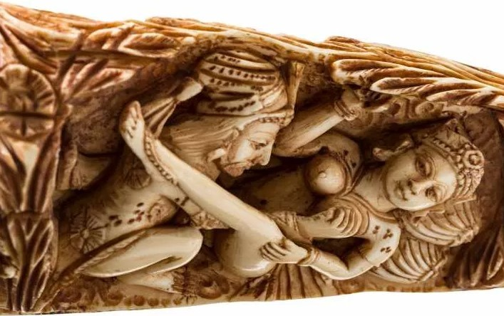 эротизм в слоновой кости