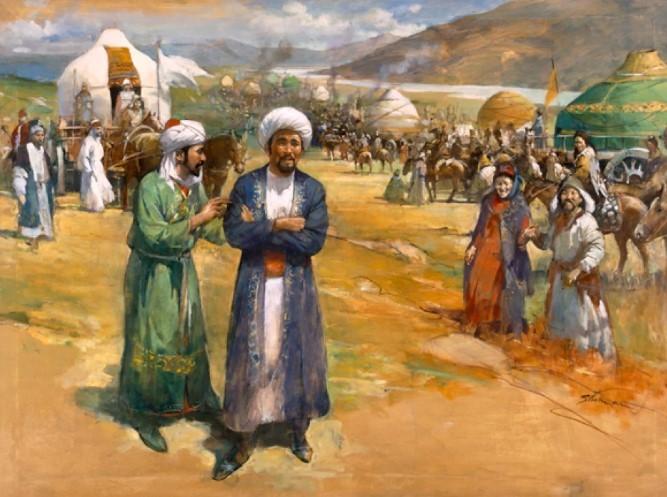 купцы узбеки