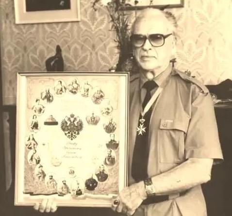 Вронский Сергей