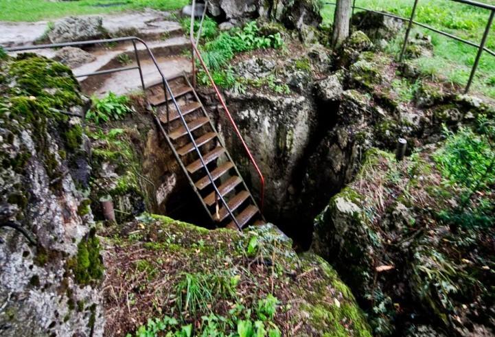 бункер Лагеря земляного червя