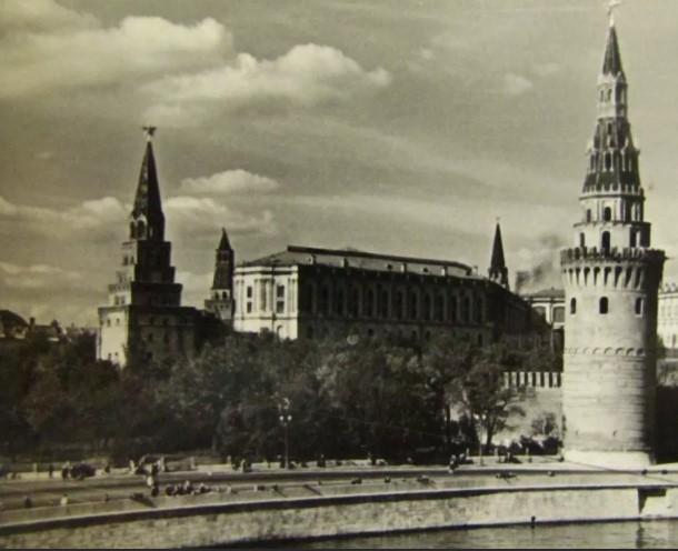 Кремль и история