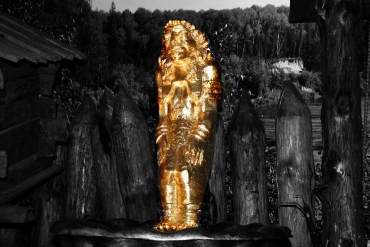 Золотая Баба - Загадки Древнего Идола из России 💥