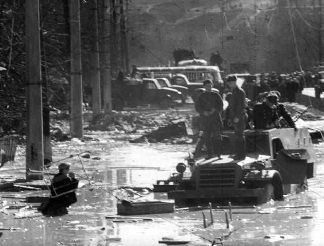 Куреневская трагедия. Киевский Потоп