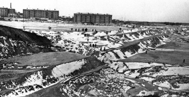 потоп 1961