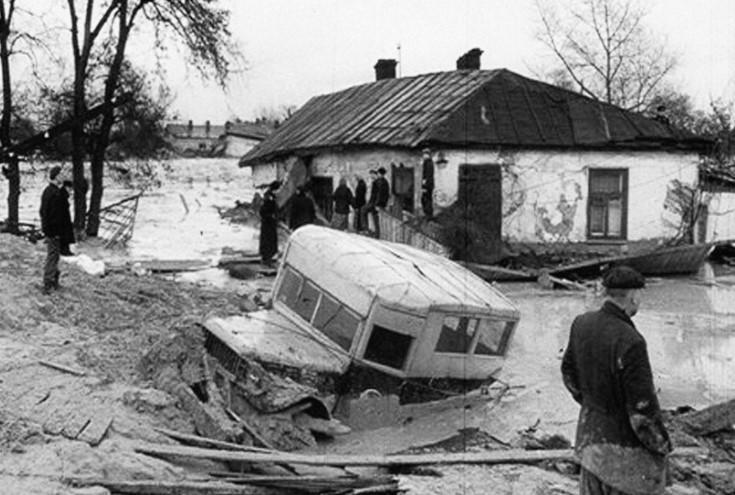 Киевский селевый потоп