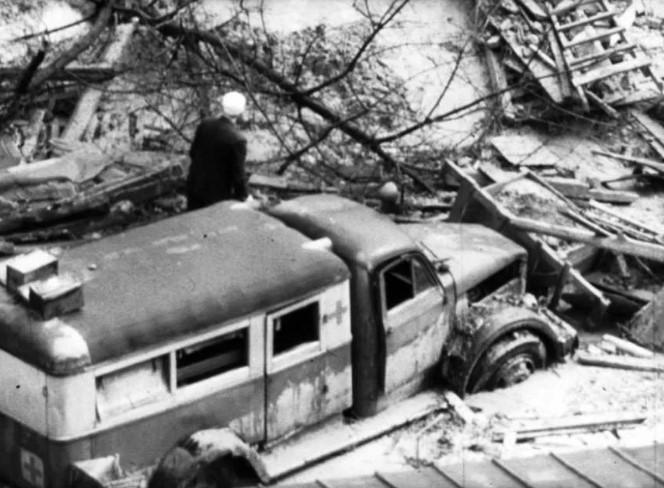 Куреневская трагедия. Киевский Потоп  1961