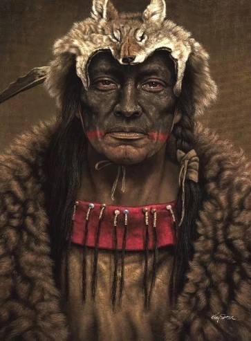 северно американские индейцы