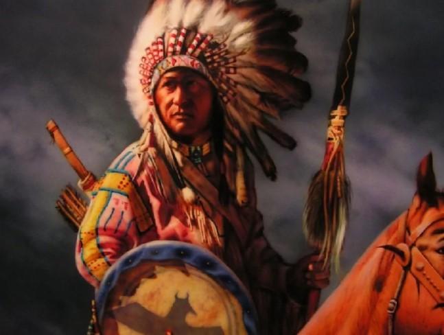 Коренных Индейцев