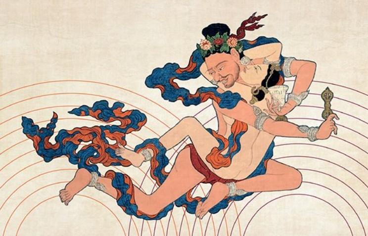 секс буддизм