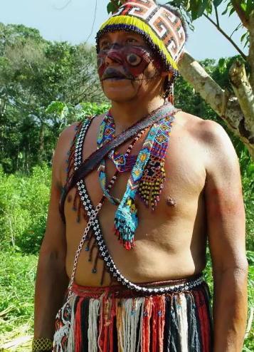 перу шаманы