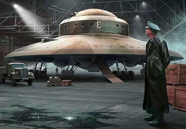 База 211 в Антарктиде. Обзор Мифа о Нацистских Летающих Тарелках