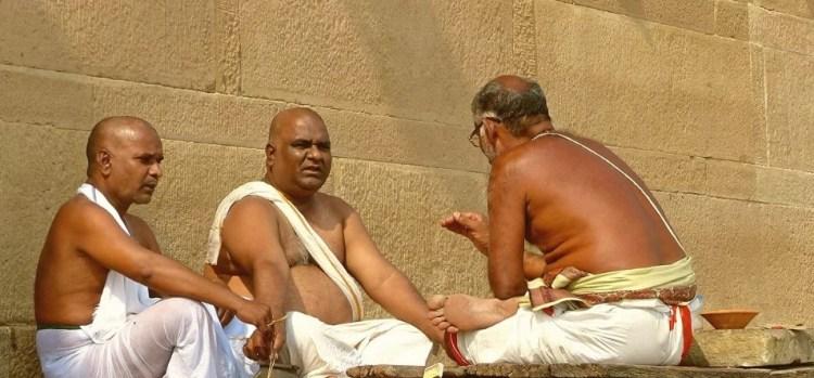 брахманы каста в Индии