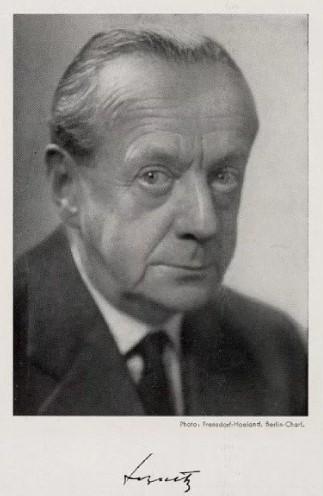 Психиатр-гипнолог Иоганн Шульц