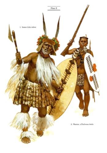войны зулуссов