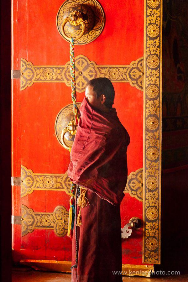 монах буддизм