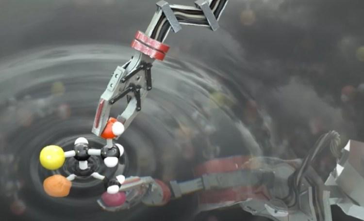 Нанороботы будущее робототехники. Будут выращивать клетки