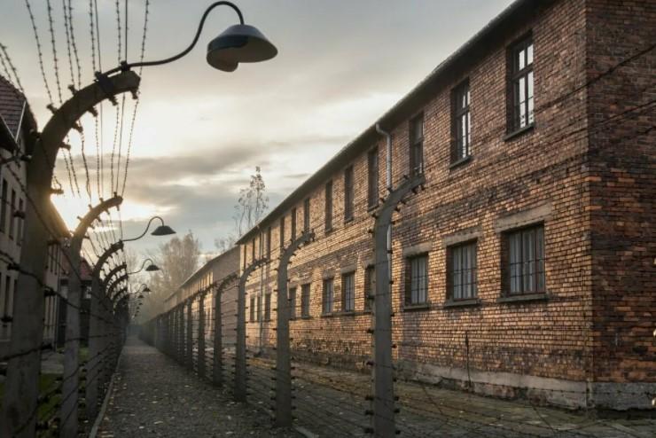 Немец нашел неизвестный марш смерти из Освенцима