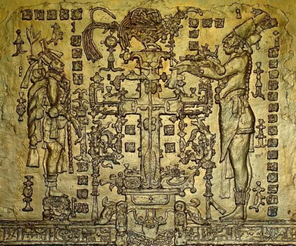 ГОВОРЯЩИЕ КРЕСТЫ МАЙЯ. Загадки древних символов