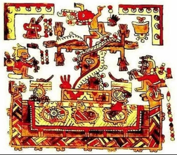 Глас креста потряс индейцев