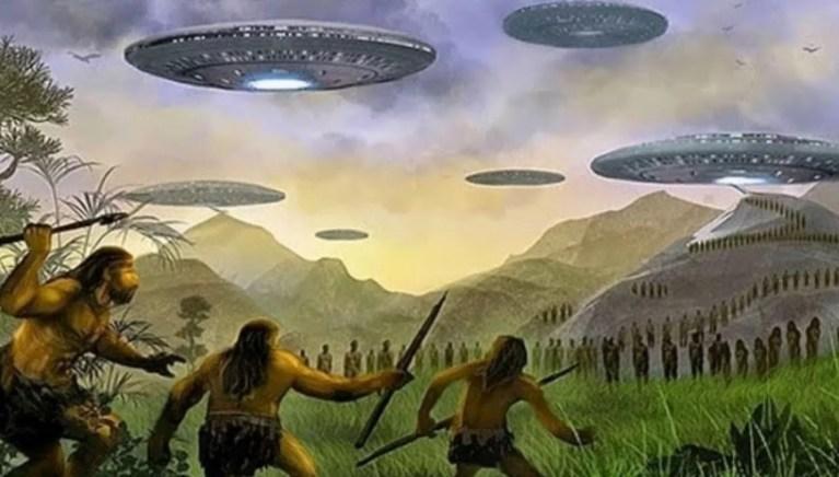 НЛО и пришельцы. Двести пятьдесят человек пропали без вести