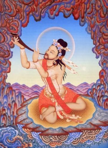 Тилопа. Происхождение тантрической йоги. 6 Частей практики