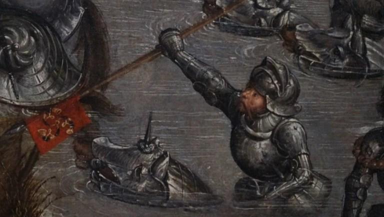 Оршанская Битва. Сколько воинов сражалось?