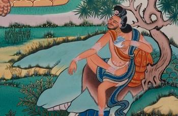 Происхождение тантрической йоги. 6 Частей практики. Тилопа