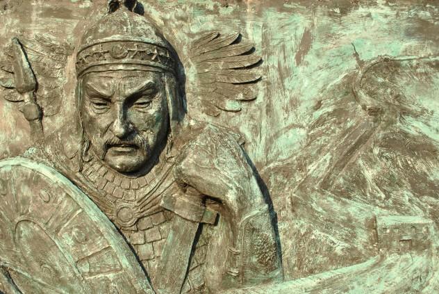 Бич Божий Аттила древний завоеватель Европы