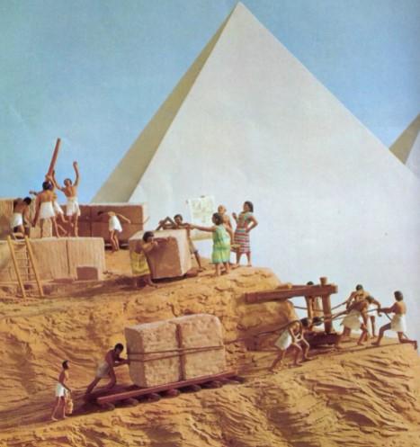 Египетские Пирамиды Строили для Переселения Души