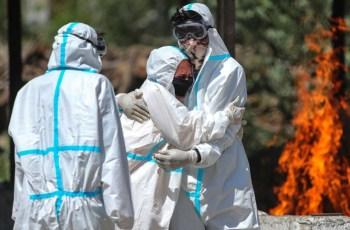 Новые случаи в Индии Коронавируса. Опасный вирус