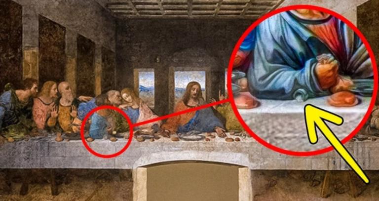 Пять секретов Леонардо да Винчи открытые учеными в 2021 году