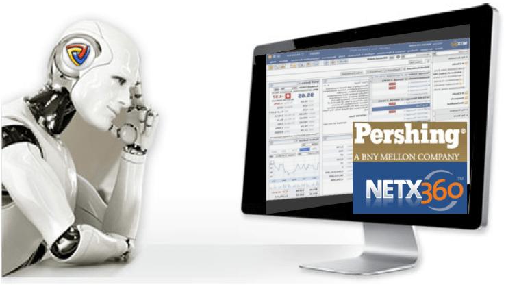 pershing robo advisor